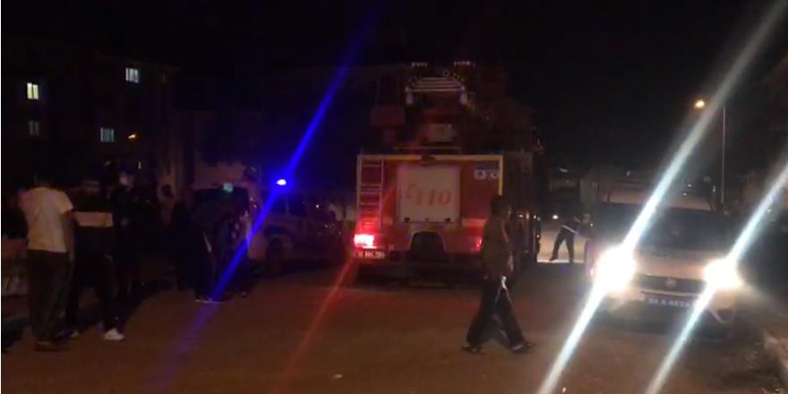 Kars'ta patlama: 3 yaralı