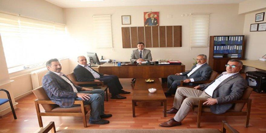 DSİ Kars, İşletme ve Bakım Şube Müdürü Özer Bututaki, göreve başladı