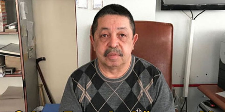 Kars Gazeteciler Birliği Başkanı Yakup Orhan Tan taziye mesajı yayınladı