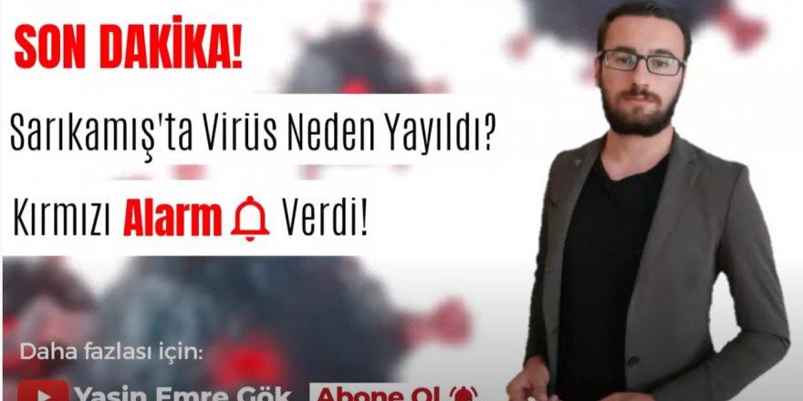Sarıkamış'ta Virüs Neden Yayıldı