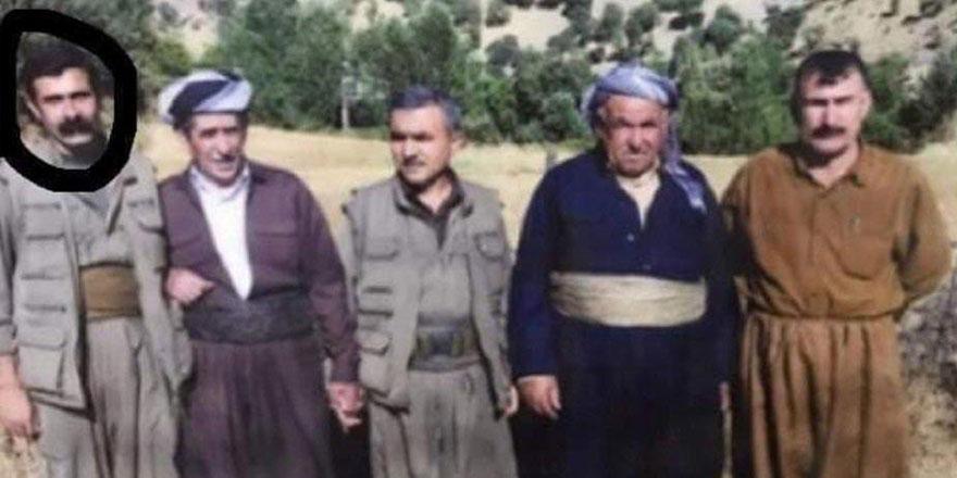 Terör örgütü PKK, TSK tarafından öldürülen üyesinin kimliğini açıkladı