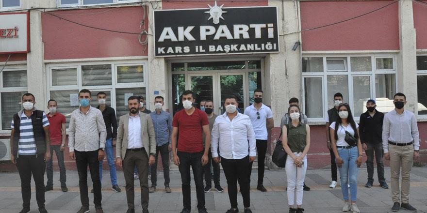 AK Parti Gençlik Kolları, Erol Mütercimler hakkında suç duyurusunda bulundu