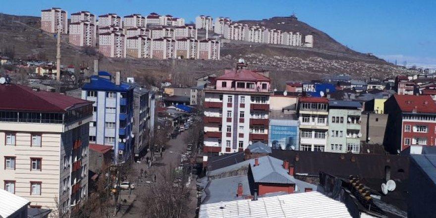 Kars'ta Ağustos ayında 252 konut satıldı
