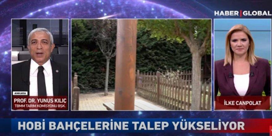 Komisyon Başkanı Yunus Kılıç, canlı yayında önemli açıklamalar yaptı