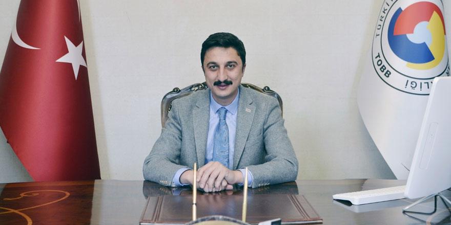 """Başkan Alibeyoğlu: """"Koronavirüs ile mücadelede üyelerimizin yanındayız"""""""