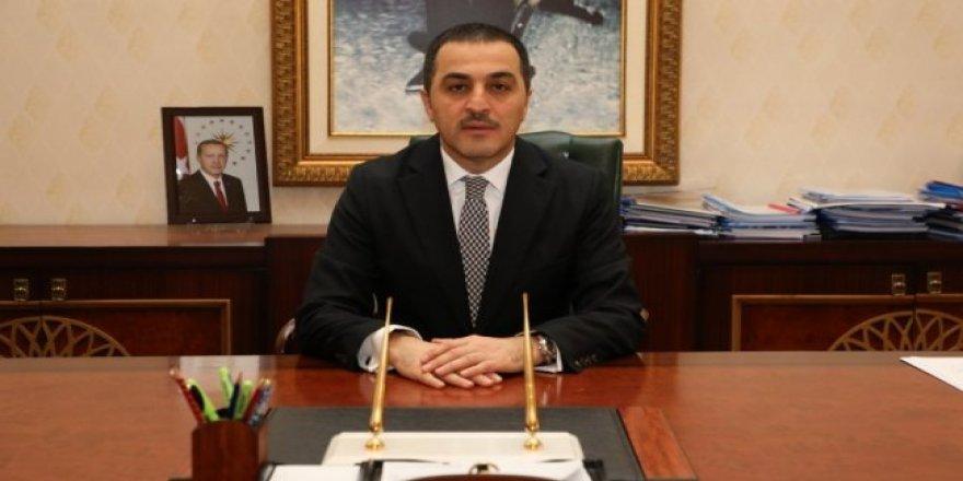 Vali Türker Öksüz Ermenistan'ı kınadı