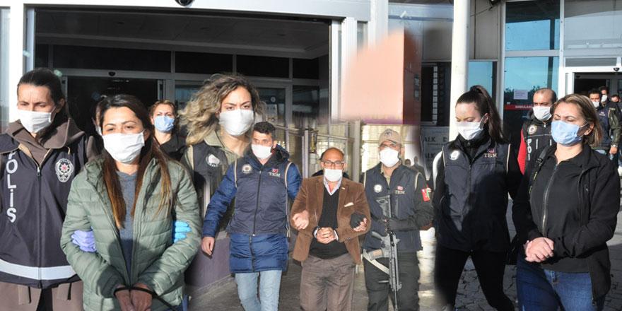 Kars merkezli 3 ilde şafak operasyonu: 21 gözaltı!
