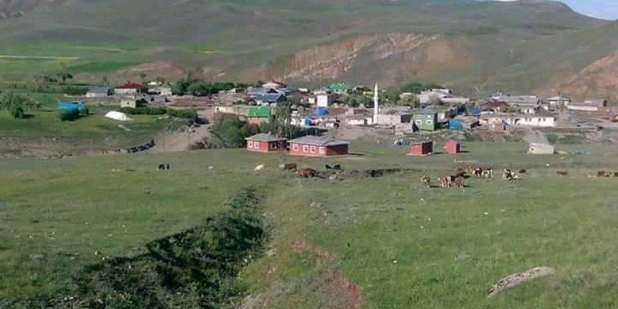 Kars'ta Çolaklı köyü karantinaya alındı