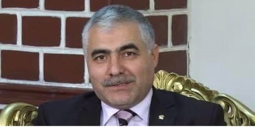 Çetin Adıgüzel'den Vali Türker Öksüz'e Teşekkür
