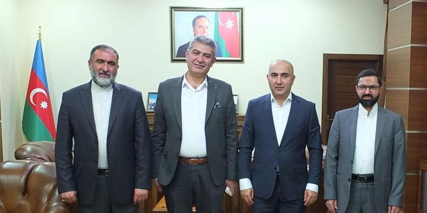 Kars'tan Azerbaycan'a destek devam ediyor