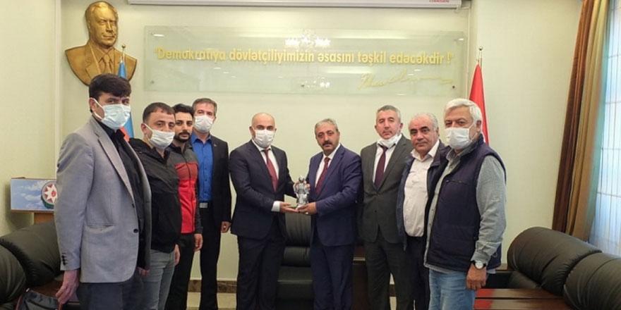 """TÜRKAV: """"'Qarabağ' Türk'ün öz vatanıdır"""""""