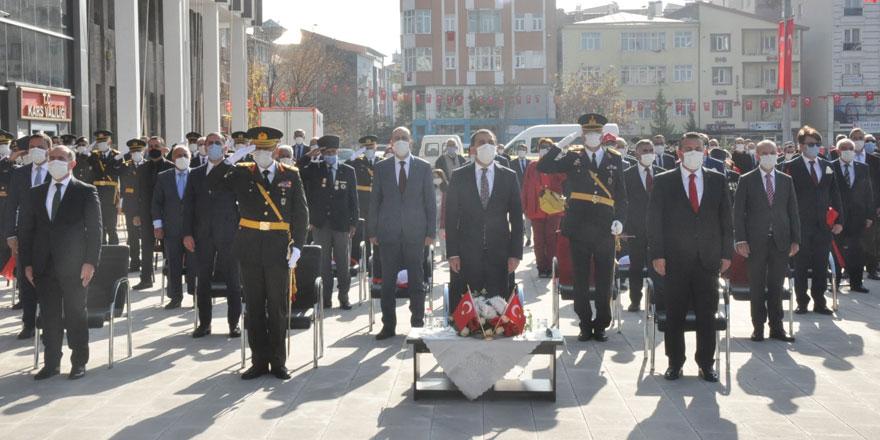 Kars'ta 97 yıllık Cumhuriyet coşkusu