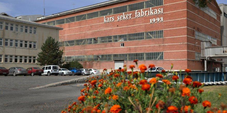 Kars Şeker Fabrikası 27 yaşında