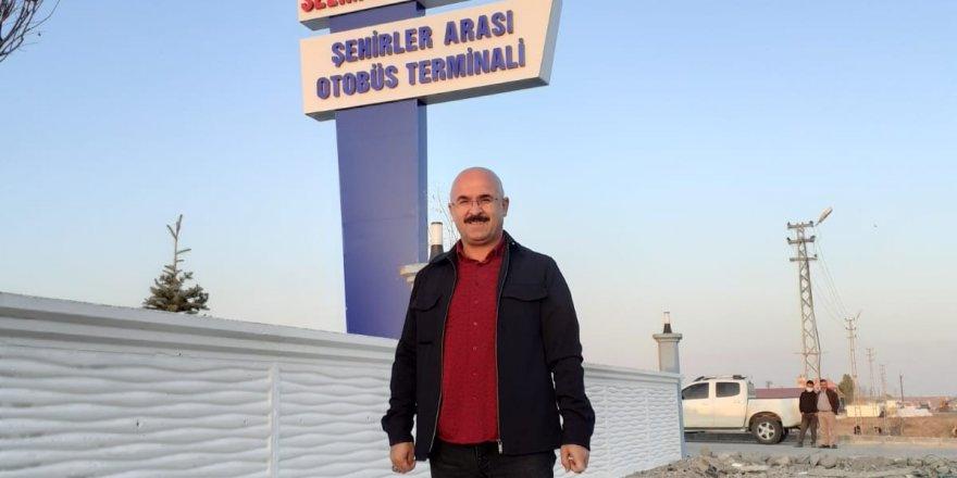 Selim Modern Otogarı tamamlandı