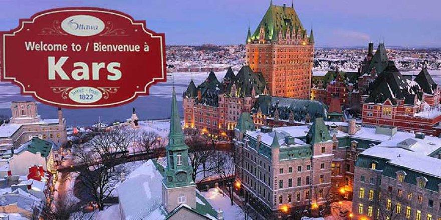 Bu hikayeyi okumadan geçmeyin : Kanada Kars'ı...