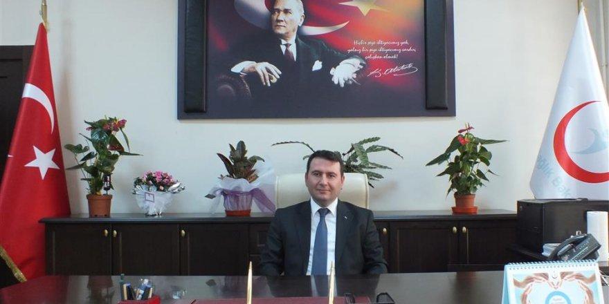 Sağlık Müdürü Lazoğlu'ndan Covid-19 açıklaması