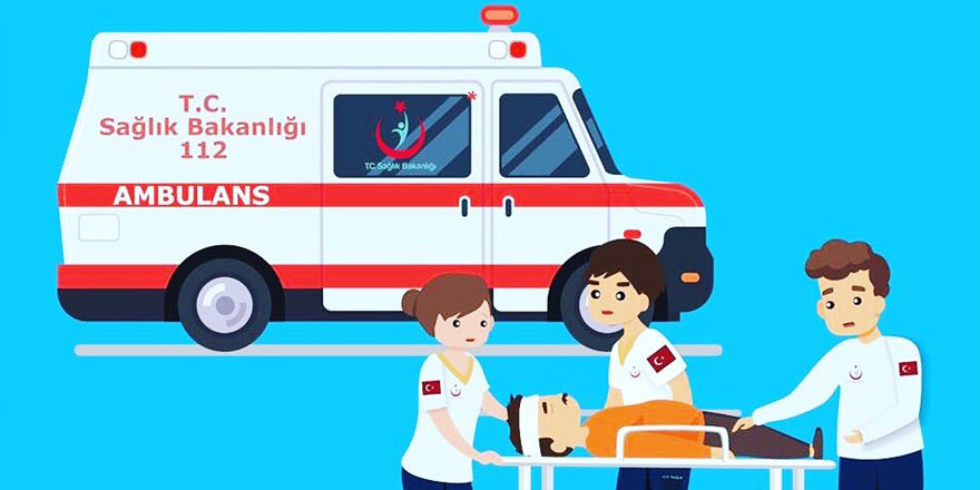'112 Acil Sağlık Hizmetleri Haftası' Kars'ta da Korona virüs gölgesinde kutluyor