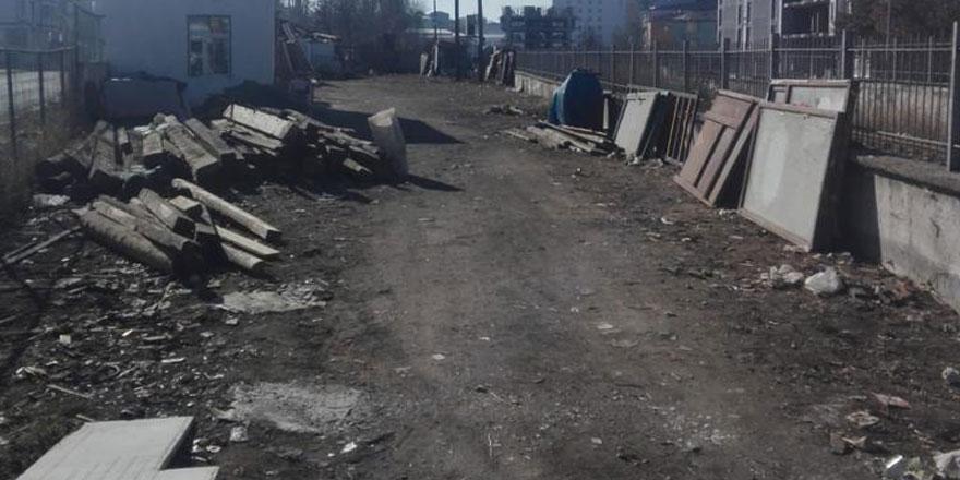 Kars'ta hurdacılar şehir dışına taşınıyor
