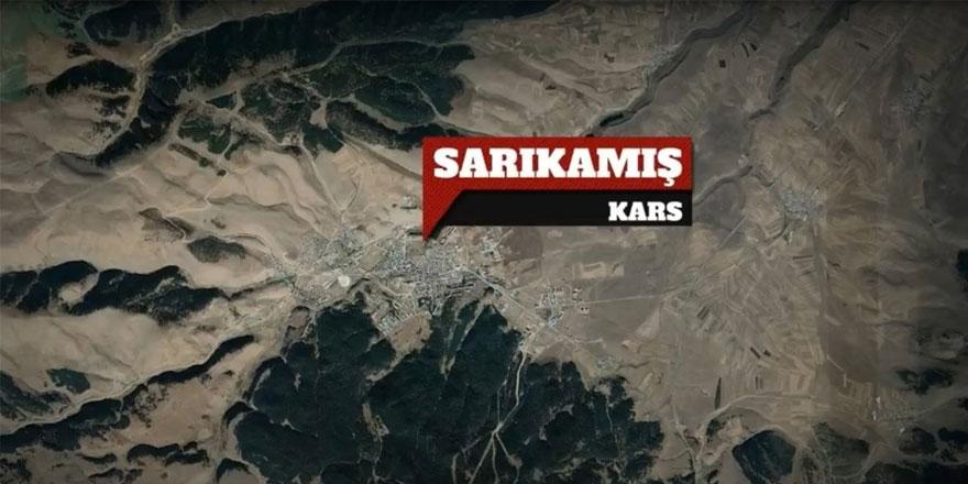 Sarıkamış Karakurt mevkiinde deprem