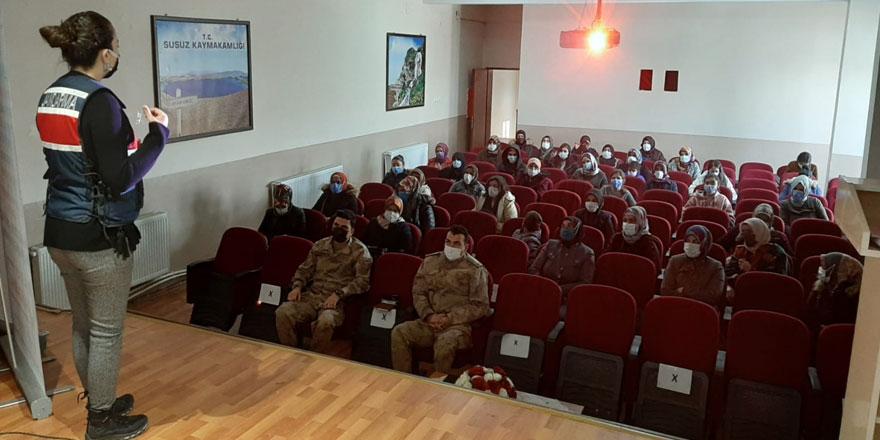 Jandarma KADES'i tanıttı