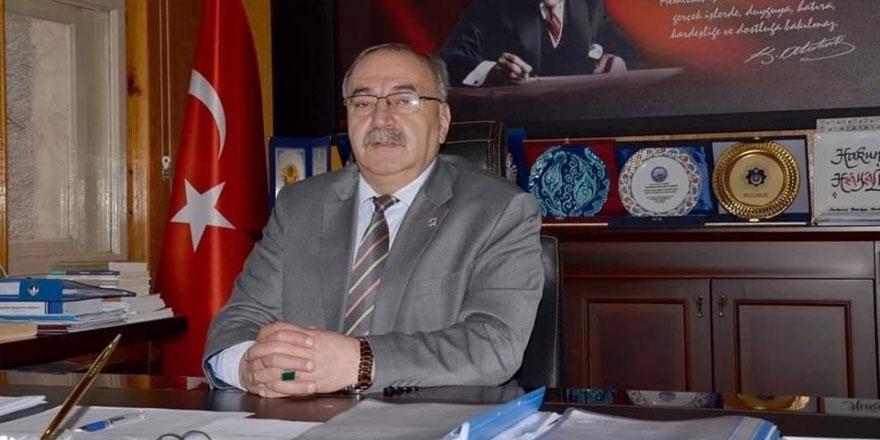 Sarıkamış ilçe Belediye Başkanı Harun Hayali'nin Covid-19 testi pozitif çıktı