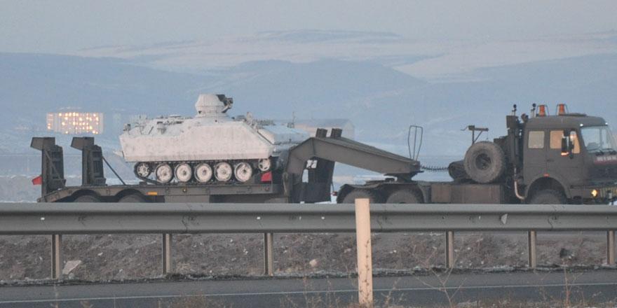 Kış 2021 Tatbikatı Kars'ta gerçekleştirilecek