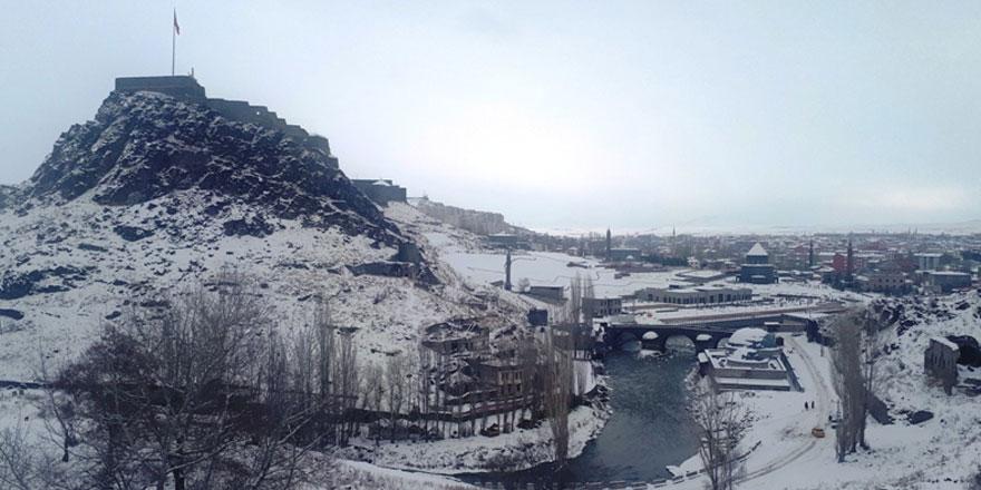 Kars her mevsim güzel