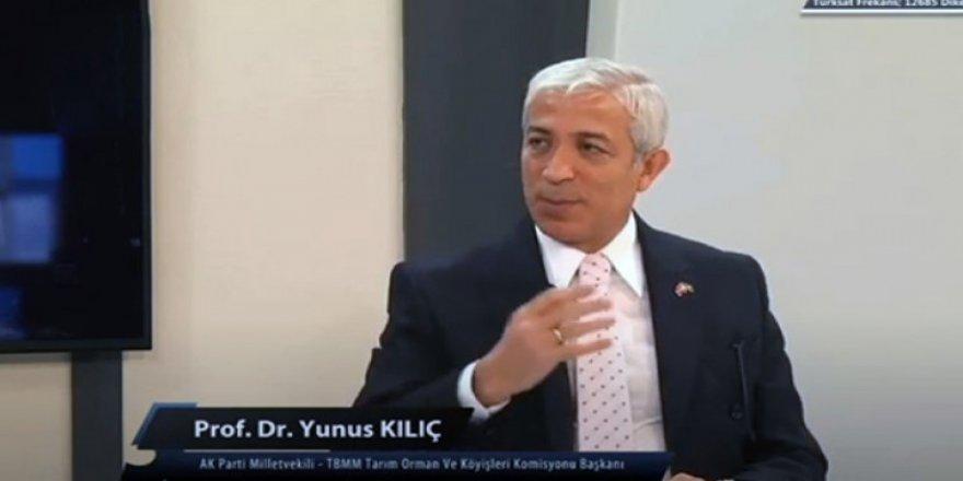 Komisyon Başkanı Prof.Dr. Yunus Kılıç, gündemi değerlendirdi