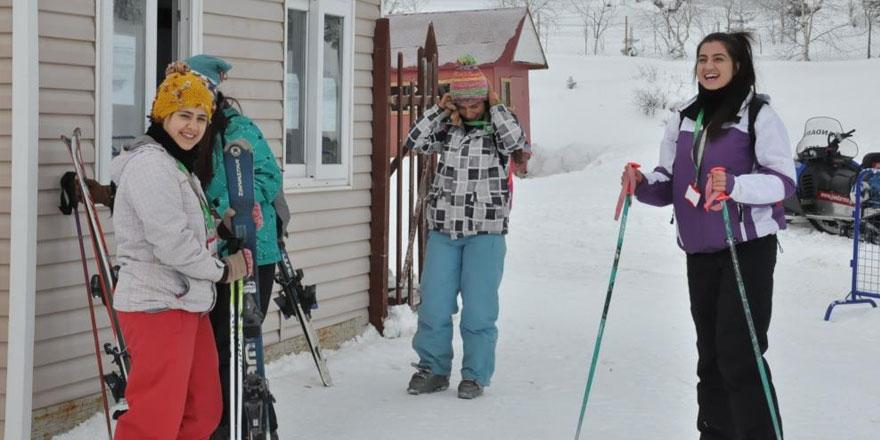 Kayak otelleri ve tesislerine HES kodu zorunluluğu getirildi