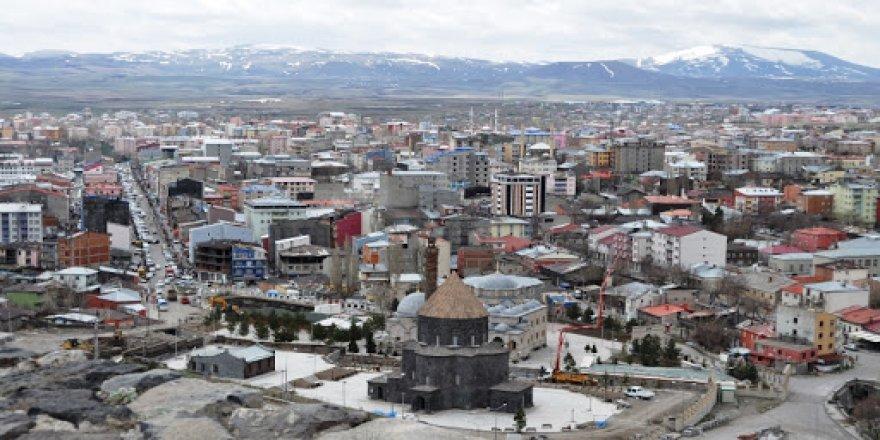 Kars'ta Gayrisafi Yurtiçi Hasıla kişi başına 4 bin 626 dolar oldu