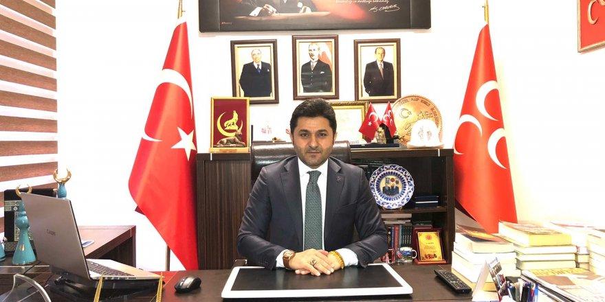 """MHP Kars İl Başkanı Tolga Adıgüzel'in """"Aşık Şenlik"""" açıklaması"""