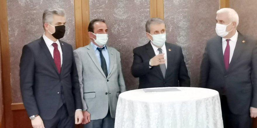 Büyük Birlik Partisi Kars İl Başkanlığı'na Sadık Arık atandı
