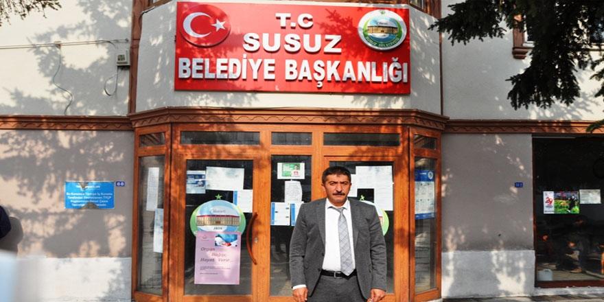 Susuz Belediyesi, COVİD mağduru esnafa destek verdi