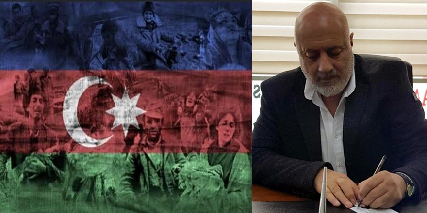 """Hamza Senger : """"Hocalı Soykırımı Tarihin Kara Lekesidir"""""""