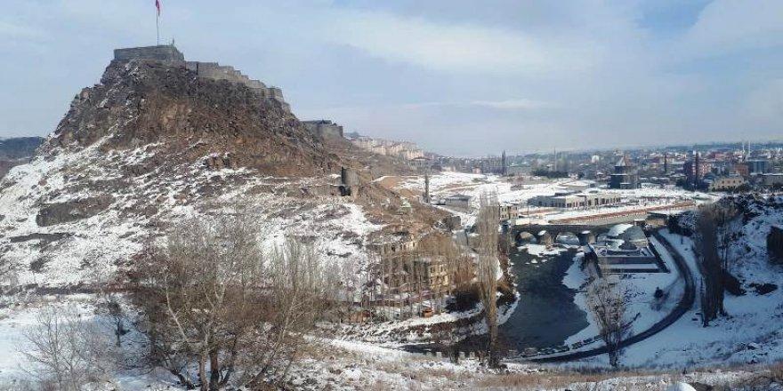 Kars'ta, 2020 yılında yapı ruhsatı verilen daire sayısı açıklandı
