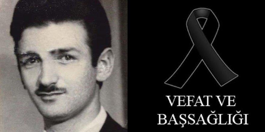 Karslı hemşehrimiz Prof. Dr. Zeki Çıkman vefat etti