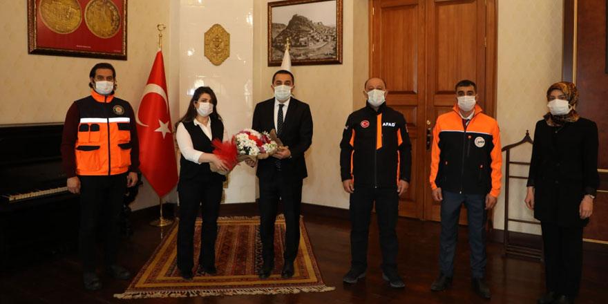 Kars'ta Deprem Haftası etkinlikleri başladı
