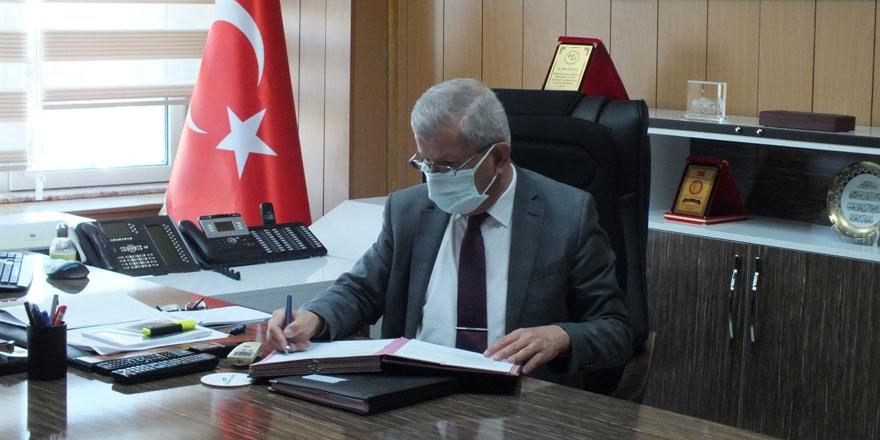 HİS göleti inşaatının sözleşmeleri imzalandı