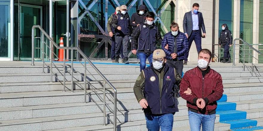 Kars merkezli FETÖ operasyonu: 2 tutuklama!