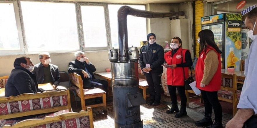 Kars'ta Kadına Yönelik Şiddetle Mücadelede sıfır tolerans