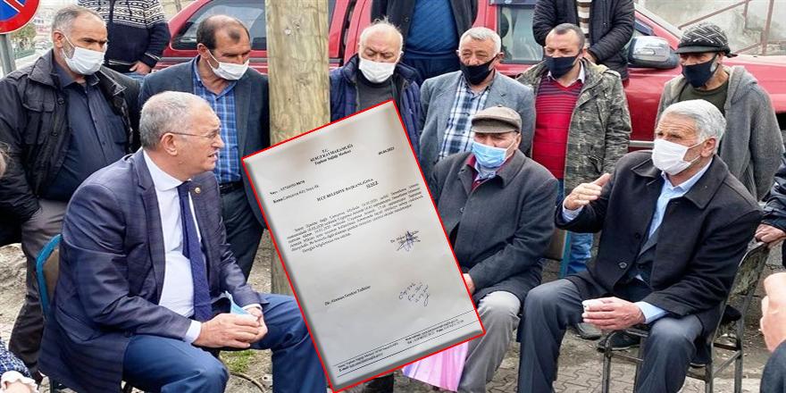 Kars'ın Çamçavuş köyü suyunda öldürücü Arsenik