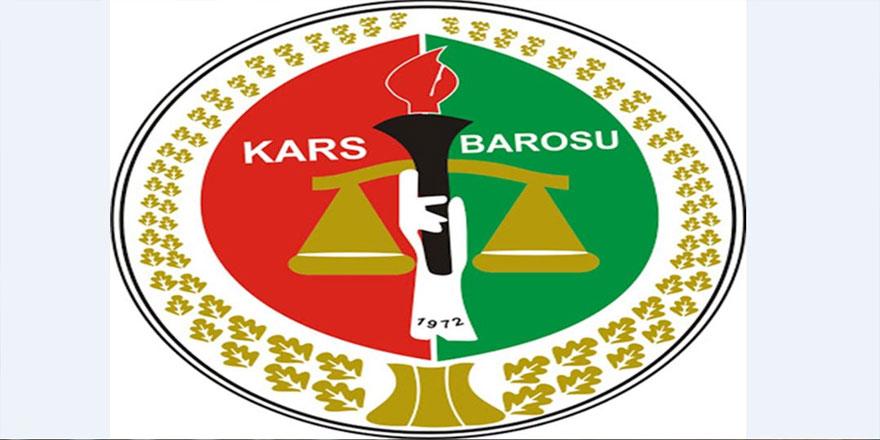 Kars Barosu, Emniyet Genel Müdürlüğü genelgesini yargıya taşıdı