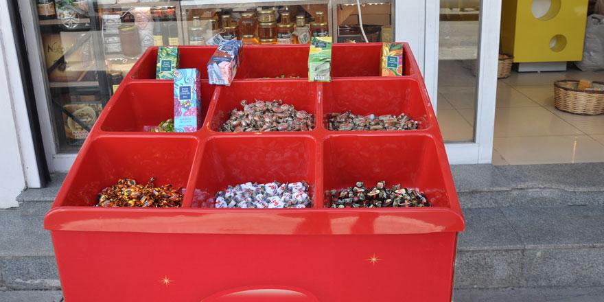 Kars'ta bayram şekeri görücüye çıktı