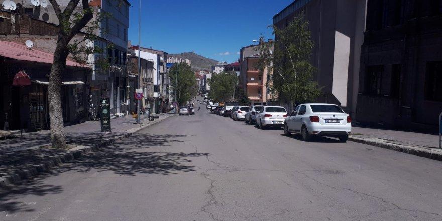 Kars'ta vaka sayıları yüzde 50'nin altına düştü