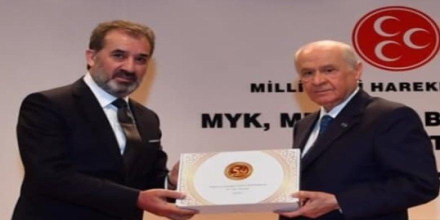 MHP, MDK Üyesi Taner Gökçek'in Ramazan Bayramı mesajı