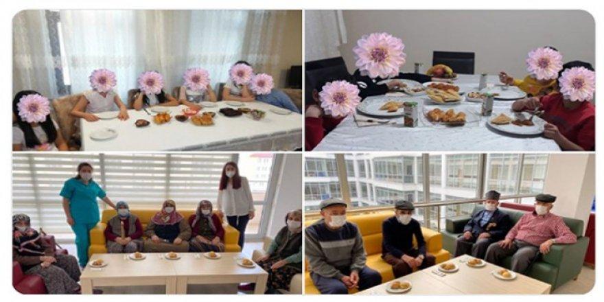Vali Türker Öksüz, çeşitli hediyeler göndererek Bayramlarını kutladı