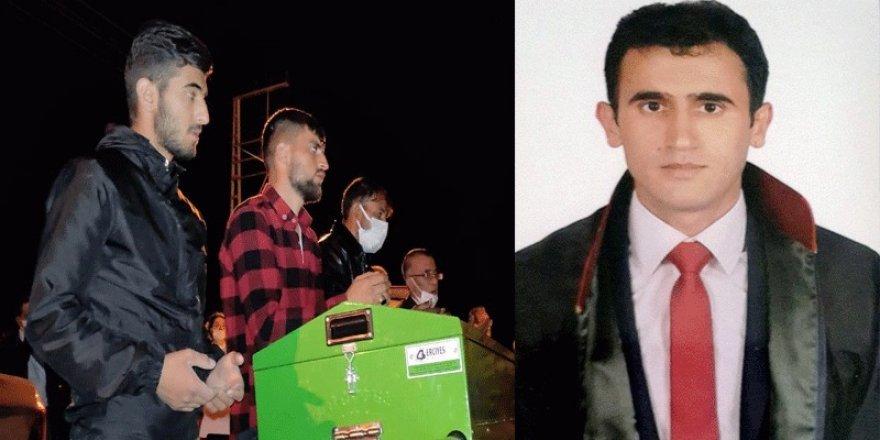 Avukat Metin Avunca toprağa verildi