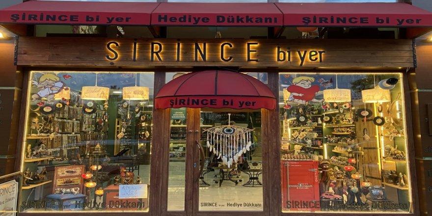 Kars'ta Şirince bi yer Hediye Dükkanı ve Dövme Evi Açıldı