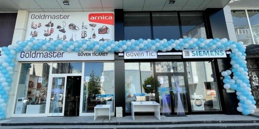 Siemens Kars Bayisi Güven Ticaret Hizmete Açıldı