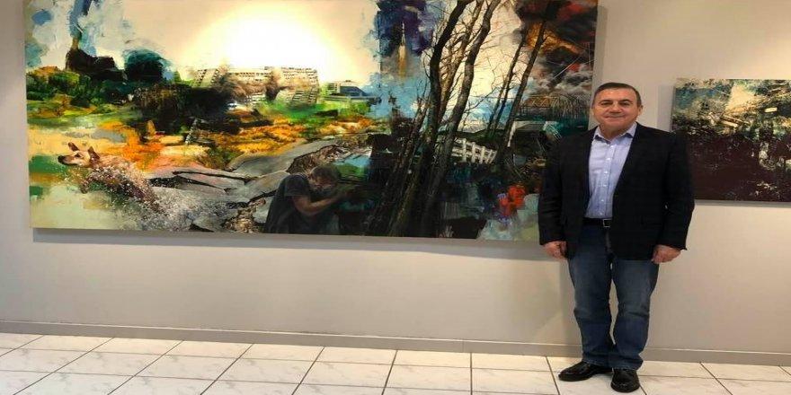 Kars Sevdalısı Naif Alibeyoğlu'ndan Kurban Bayramı Mesajı